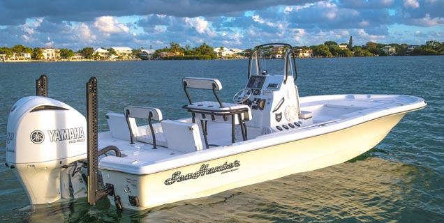 Bay 24 Seahunter Boats World S Best Center Console