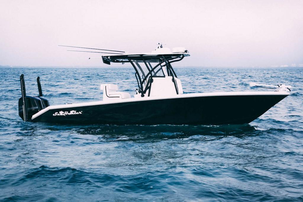 Sea Hunter Boats >> Floridian 28 Seahunter Boats