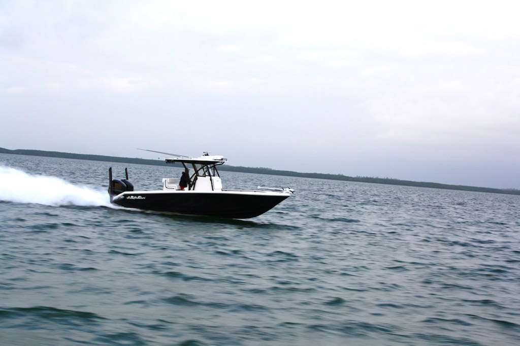 Floridian 28 Seahunter Boats