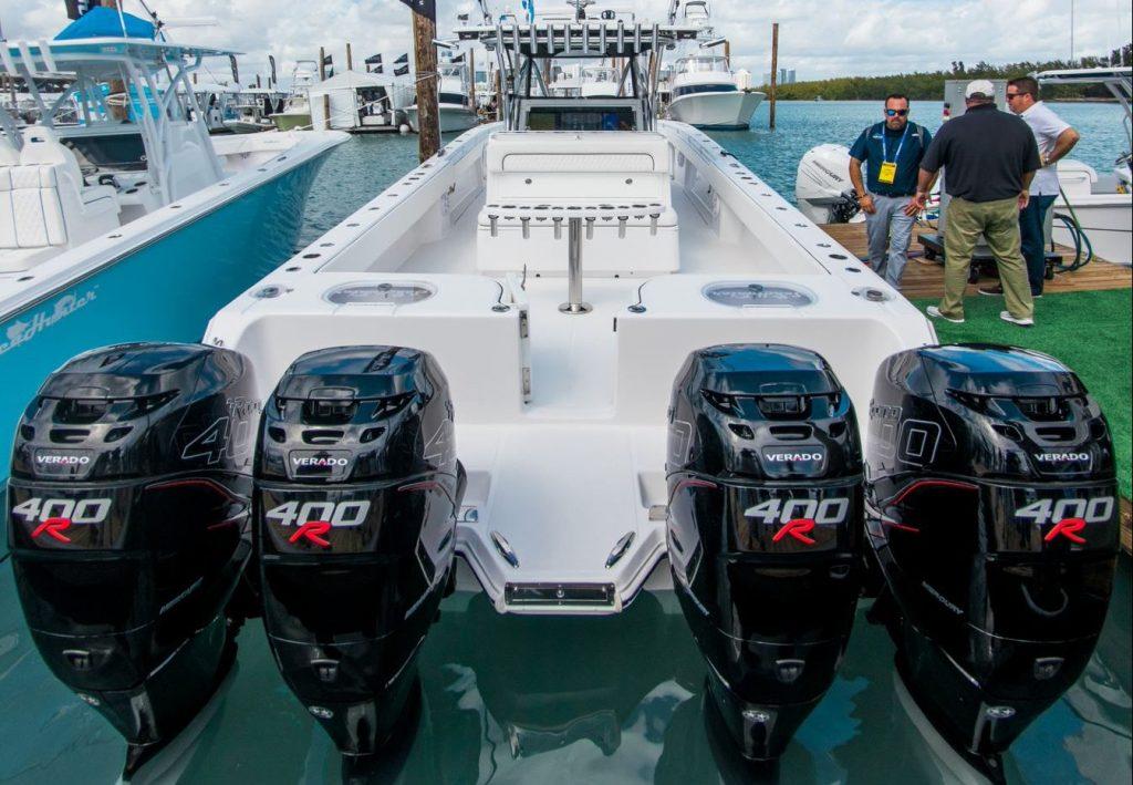 Cat 41 Seahunter Boats